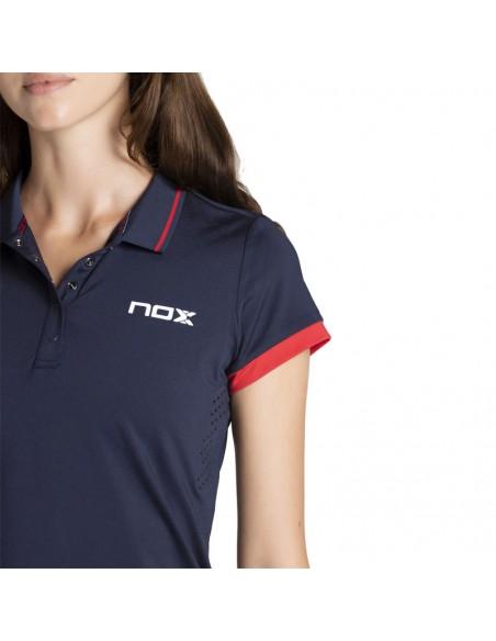 Polo Nox Pro Azul