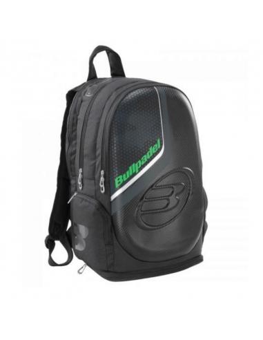 Black Bullpadel Backpack 2019