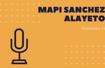 Entrevista a Mapi Sanchez Alayeto