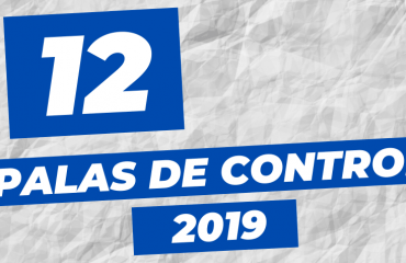 palas de control 2019