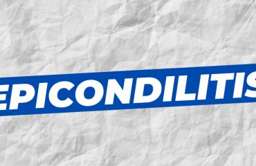 epicondilitis en el pádel